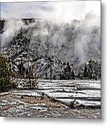 Yellowstone Metal Print