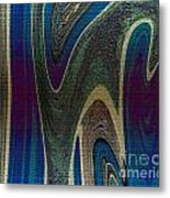 1501 Abstract Thought Metal Print
