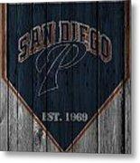 San Diego Padres Metal Print
