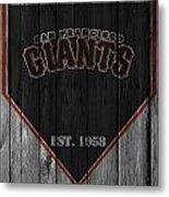 San Francisco Giants Metal Print