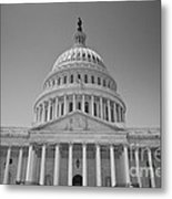 Us Capitol Building Metal Print