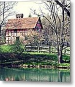 1600's English Home Metal Print