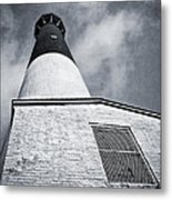 163 Feet Into The Clouds Metal Print
