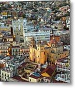 Guanajuato, Mexico Metal Print