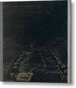 17. Jesus Among The Dead / From The Passion Of Christ - A Gay Vision Metal Print