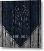 New York Yankees Metal Print