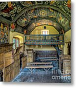 17th Century Chapel Metal Print