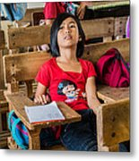 Ark Ruralkids.org Metal Print