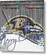 Baltimore Ravens Metal Print