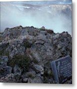 Colorado Rockies Metal Print
