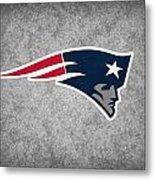New England Patriots Metal Print