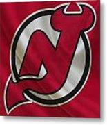 New Jersey Devils Metal Print