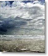 Stormy Weather Metal Print