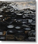 The Giants Causeway Metal Print