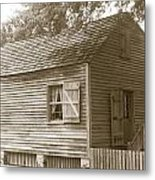 1805 Julee Cottage Metal Print