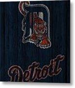 Detroit Tigers Metal Print