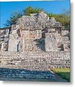 Edzna In Campeche Metal Print