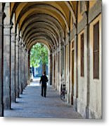 Europe, Italy, Lucca Metal Print