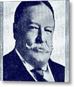 1912 Vote Taft For President Metal Print by Historic Image
