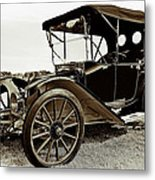 1913 Argo Electric Model B Roadster Coffee Metal Print