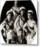 1914 The Romanov Children Metal Print