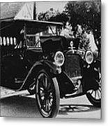 1920 Dodge Convertable Metal Print
