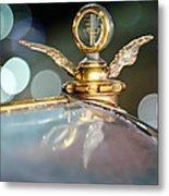 1921 Bentley Motometer Hood Ornament -0471c Metal Print