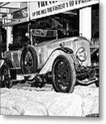 1921 Vauxhall 30/98e Metal Print