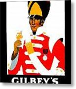 1924 - Gilbey Spey-royal Whisky Advertisement - Color Metal Print