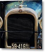 1926 Dodge In Astoria Oregon Metal Print