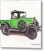 1926 Ford Truck Metal Print