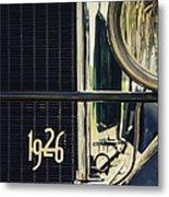 1926 Metal Print