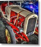 1927 Chevy Dirt Racer Metal Print
