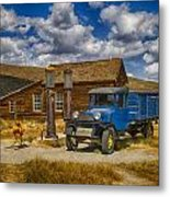 1927 Dodge Braham Bodie Ca Color Img 7299 Metal Print