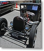 1927 Ford Hot Rod Metal Print