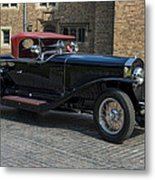 1927 Isotta Fraschini Tipo 8a Roadster Metal Print