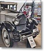 1928 Packard 526 Sedan Metal Print