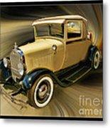 1929 Ford Metal Print