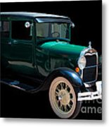 1929 Ford Roadster Metal Print
