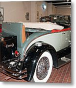 1929 Hudson R Convertible Coupe Metal Print