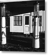 1929 Ralph's Service Station Armory Park Tucson Arizona Metal Print