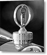 1930 Bugatti Hood Ornament Metal Print