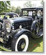 1930 Cadillac V-16 Imperial Limousine Metal Print