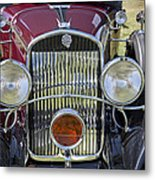1930 Chrysler Model 77 Metal Print