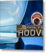 1930 Db Dodge Brothers Taillight Emblem -030c Metal Print