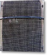 1930 Ford Model A Grille Metal Print
