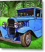 1930 Ford Metal Print