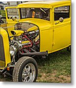 1930 Model A Coupe Metal Print