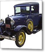 1930 - Model A Ford - Pickup Truck Metal Print