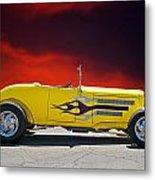 1930 Model A Roadster IIi Metal Print